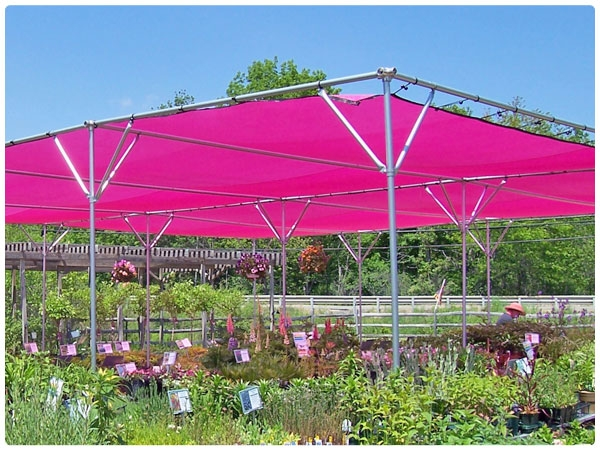 60 Wide Shade Structure Protect Your Plants Rimol