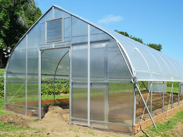 Bobcat Greenhouse