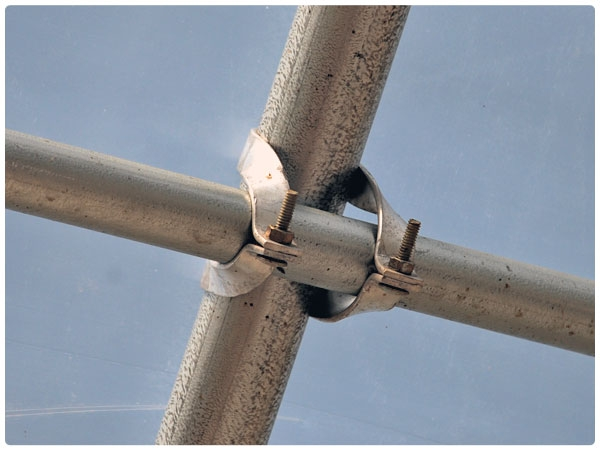 Cross connector strengthen your structure rimol